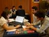 Napoli, Italia 29/10/2013 - Orientasud, il salone delle opportunità alla sua Quattordicesima edizione. Ph. Katia Di Ruocco Ag. Controluce